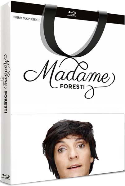 8. DVD Madame Foresti