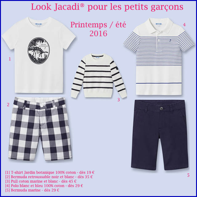 4. Look Jacadi petits garçons (c) les cahiers de Lucie-Rose