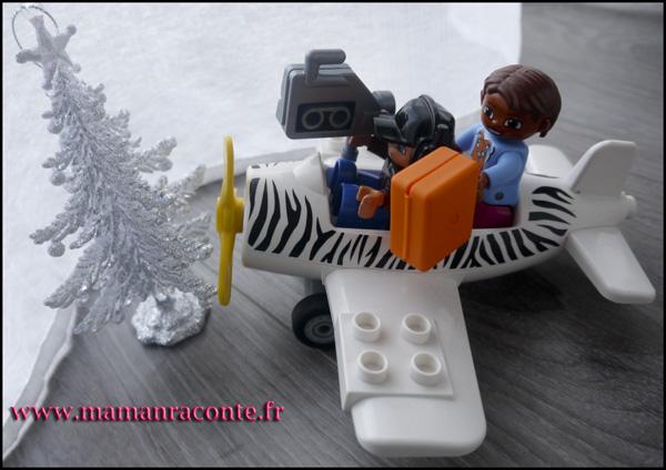 8. Les animaux de l'Arctique DUPLO © les cahiers de Lucie-Rose - mamanraconte
