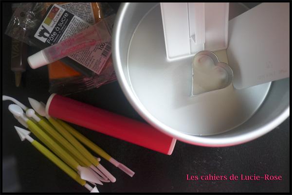 Gâteau igloo - les cahiers de Lucie-Rose 3