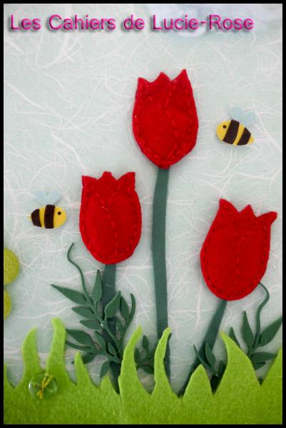 11. Tableau de printemps [bricolage des petits] (c) mamanraconte