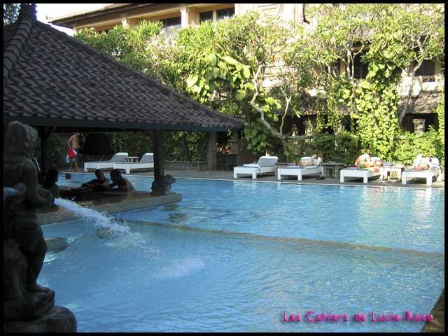 4. Hôtel Jimbaran Bali