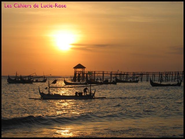 7. Plage Jimbaran Bali