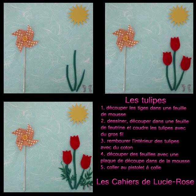 7. Tableau de printemps [bricolage des petits] (c) mamanraconte