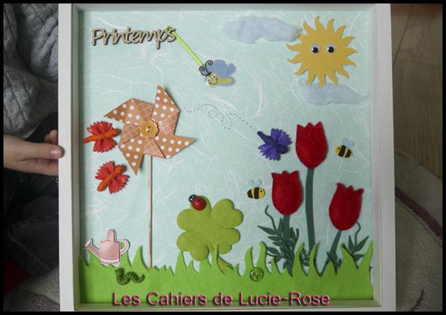 9. Tableau de printemps [bricolage des petits] (c) mamanraconte
