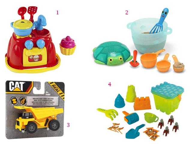 5. Sélection jeux de plage - jouets de vacances (c) les cahiers de Lucie-Rose