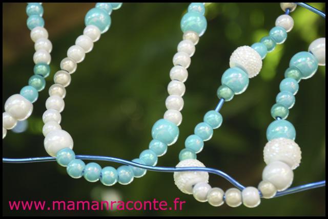 Poisson en perles et fil de fer (c) les cahiers de Lucie-Rose 4