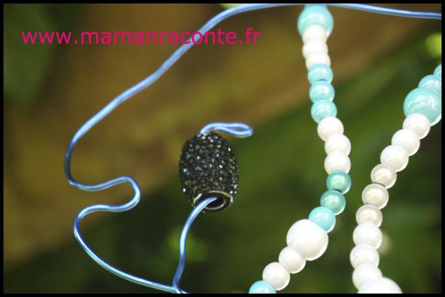Poisson en perles et fil de fer (c) les cahiers de Lucie-Rose 5