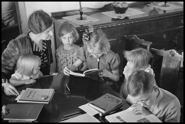 1-homeschooling-westmoreland-homesteads-mount-pleasant-pennsylvania-1936
