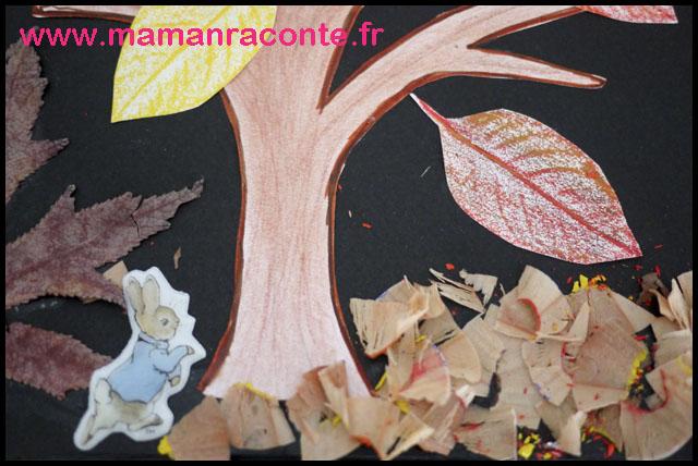 10-bricolage-arbre-dautomne-et-ses-dernieres-feuilles