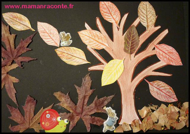 8-bricolage-arbre-dautomne-et-ses-dernieres-feuilles