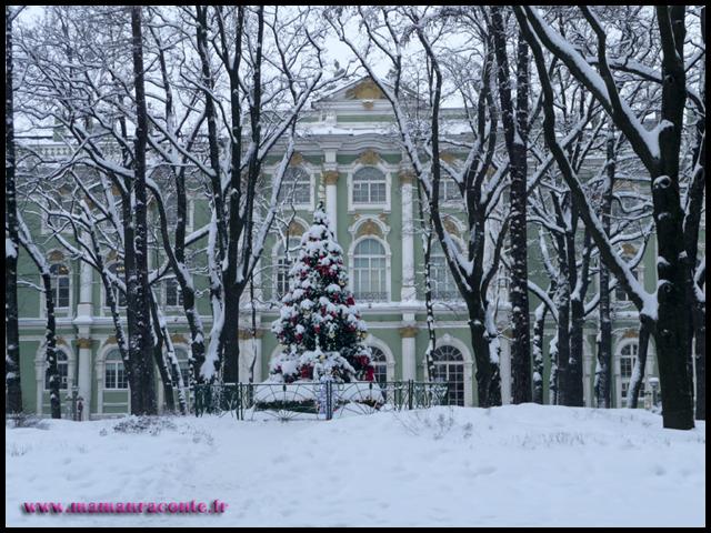 2. Palais de l'Hermitage - Saint Petersbourg -Russie