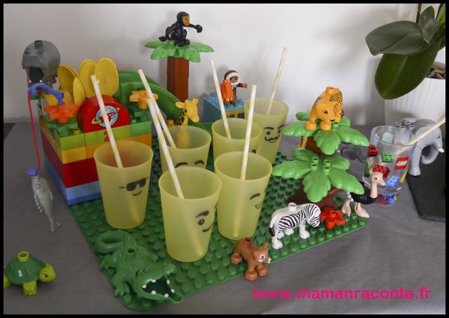 1. Anniversaire Lego pour ses 5 ans - les cahiers de Lucie-Rose