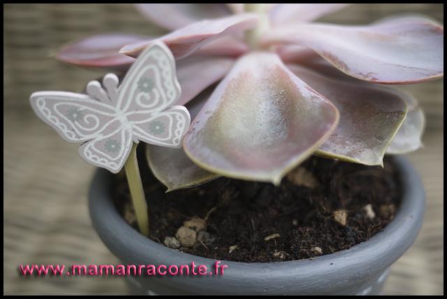 4. Pots de fleurs customisés pour la maîtresse (c) Les cahiers de Lucie-Rose