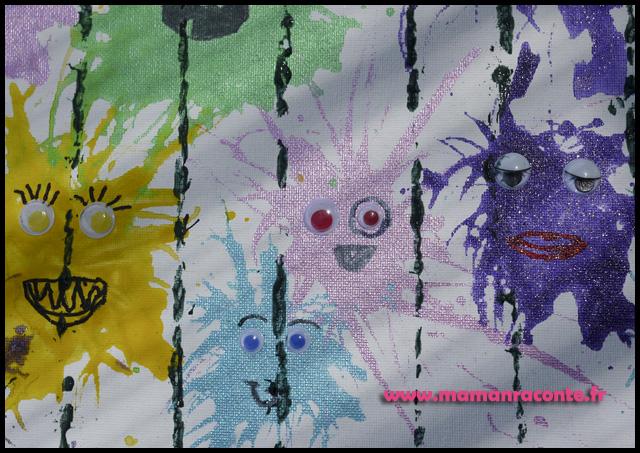 Bricolage enfants monstres Halloween rigolos (c) les-cahiers-de-lucie-rose - photo 11