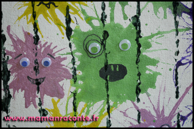 Bricolage enfants monstres Halloween rigolos (c) les-cahiers-de-lucie-rose - photo 12