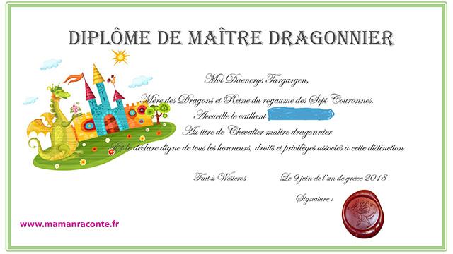 Microsoft PowerPoint - Diplôme de maître dragonnier Louis-