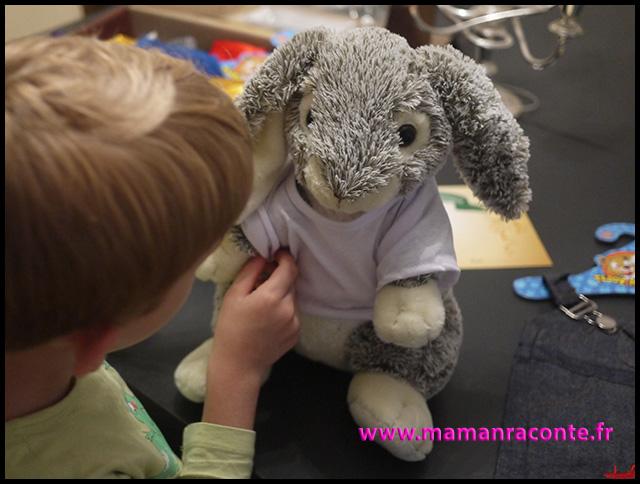 32. atelier doudou mon teaddy bear - anniversaire enfants