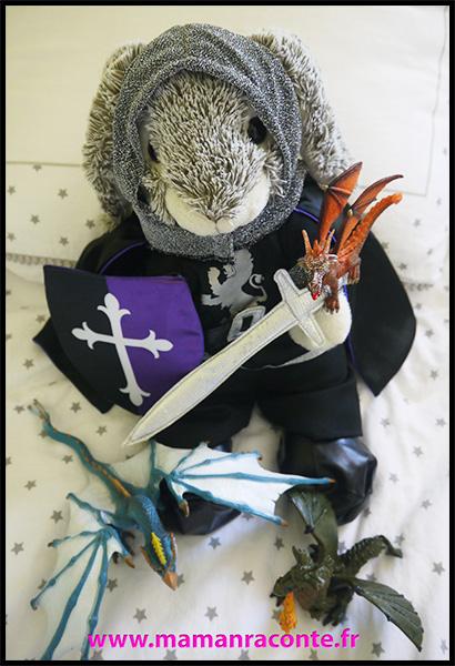 37.Animation anniversaire dragon pour enfants