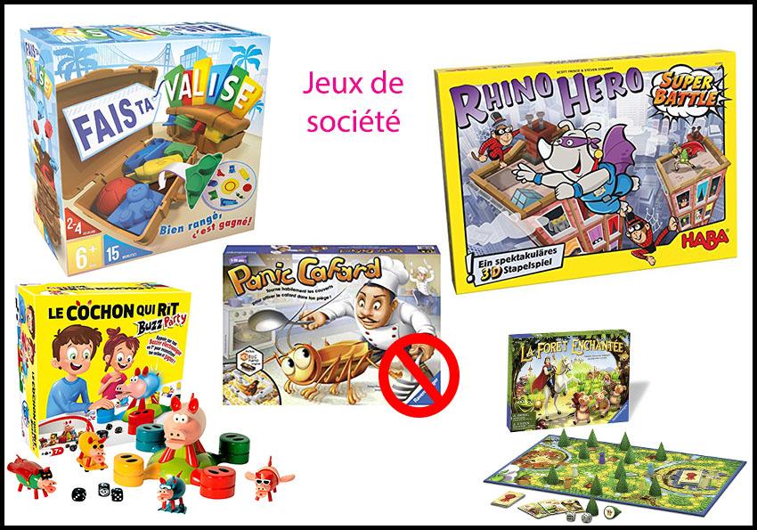Sélection jeux de société - wishlist noel - 6 ans - mamanraconte