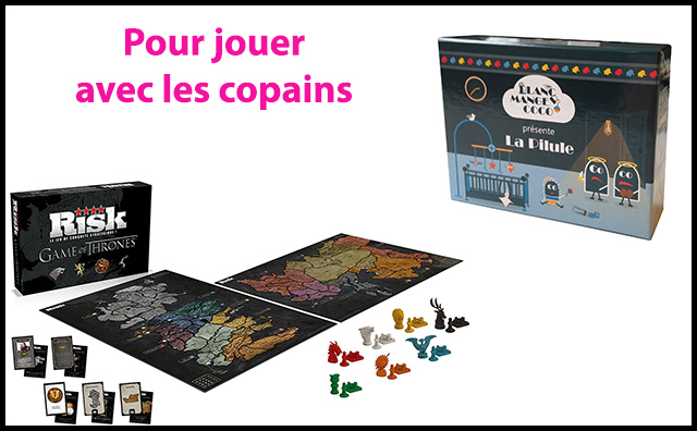 wishlist noel femme - jeux de société - les cahiers de Lucie-Rose